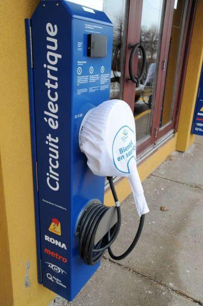 Primeur : Lancement officiel du «Circuit Électrique» le 30 mars 2012