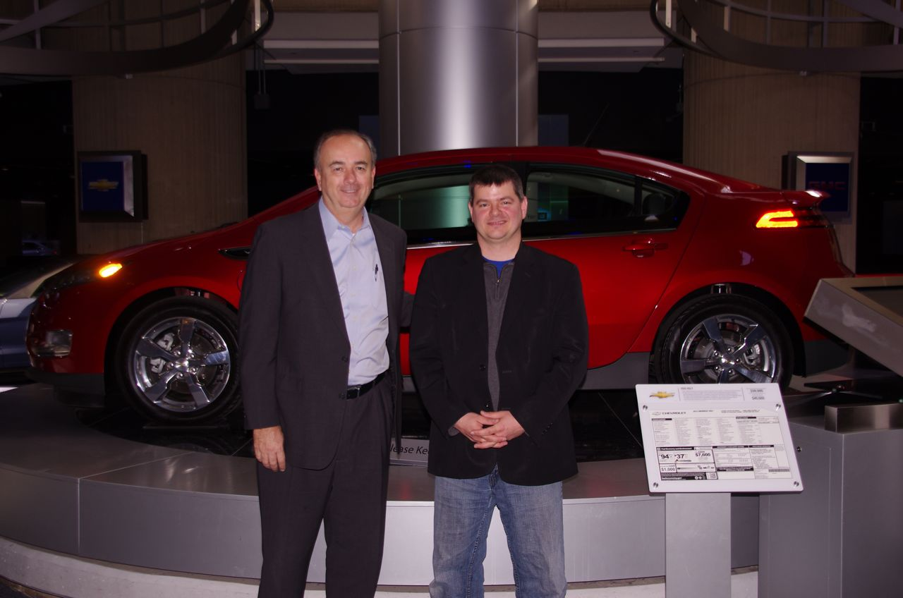Rencontre avec Selim Bingol, VP Communications Globales chez General Motors!