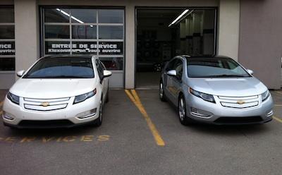 3 nouvelles VOLT chez FORCE GM à Trois-Rivières!