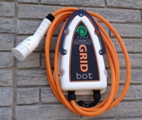 Gridbot CANADA : Hydro-Québec lui octroie un contrat pour la mise au point d'une borne bidirectionnelle!!