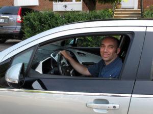 Jean-Claude Cousineau - essai de la Chevrolet Volt 2012