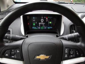 Volant / Tableau de bord Chevrolet Volt 2012