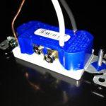 Recharge d un v hicule lectrique 120 volts roulez electrique - Branchement seche serviette electrique prise courant ...