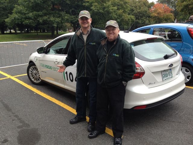 Le Rallye Vert : toute une expérience !!