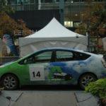 Rallye Vert 2012 - La Toyota Prius de 2ième génération ARPAC/Polytechnique de Montréal