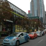 Rallye Vert 2012 - Les voitures disponible pour les essais routier