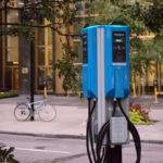 Bornes de recharge pour voiture électriques AddÉnergie déploiement Colombie-Britannique