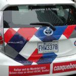 Rallye Vert 2012 Toyota Prius C - CAA Québec