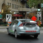 Rallye Vert 2012 - Honda Insight