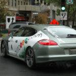 Rallye Vert 2012 de Montréal - Porsche Panamera S Hybride Auto123.com