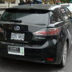 Rallye Vert 2012 - Lexus CT200h