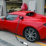 Tesla Roadster - Branchez-vous CNTA - essai voitures électriques