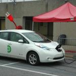 Nissan Leaf de Communauto