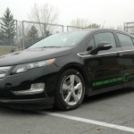 Chevrolet Volt Extended range electic vehicle