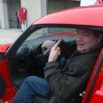 Tesla Roadster avec Sylvain Juteau