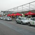 Journée Branchez-vous CNTA - essai voitures électriques Circuit Gilles Villeneuve