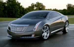 Cadillac ELR - voiture électrique à autonomie prolongée