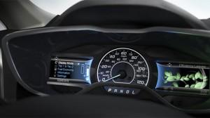 Tableau de bord - Ford C-MAX Energi