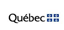 Logo Québec - Collaboration Bombardier TM4