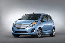 GM annonce la Chevrolet Spark EV pour 2013!