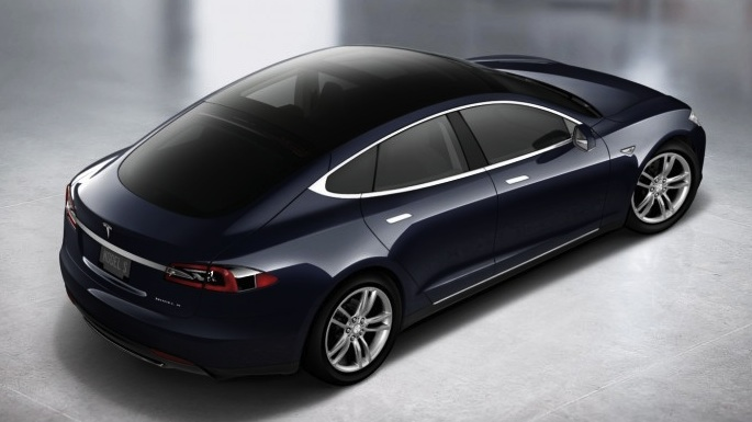 la tesla s une voiture americaine qui a du muscle roulez electrique. Black Bedroom Furniture Sets. Home Design Ideas