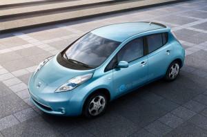 Nissan Leaf  - vente novembre 2012