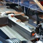 Batterie lithium-ion en T de la Chevrolet Volt