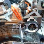 Port recharge châssis Chevrolet Volt