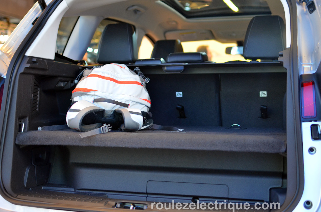 Coffre / Trunk Ford C-MAX Energi
