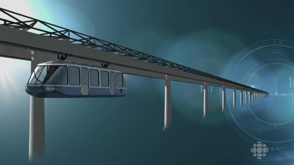 Monorail Trens Québec – un reportage de Découverte à ne pas manquer dimanche 7 avril