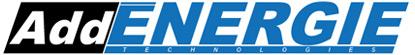 Logo Add Énergie - borne recharge voitures électriques