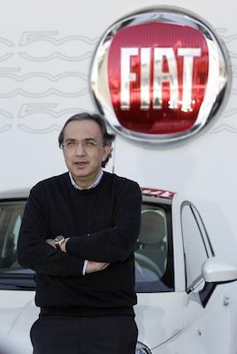Presentazione FIAT 500