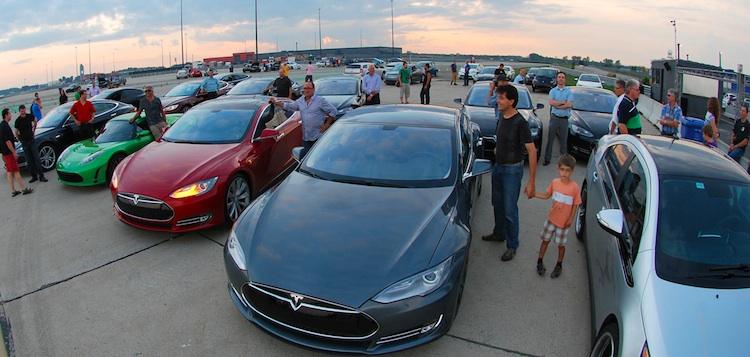 Tesla-Club-P