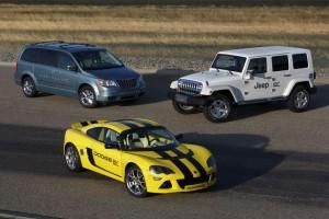 Chrysler/Dodge cherche à développer des véhicules électriques.