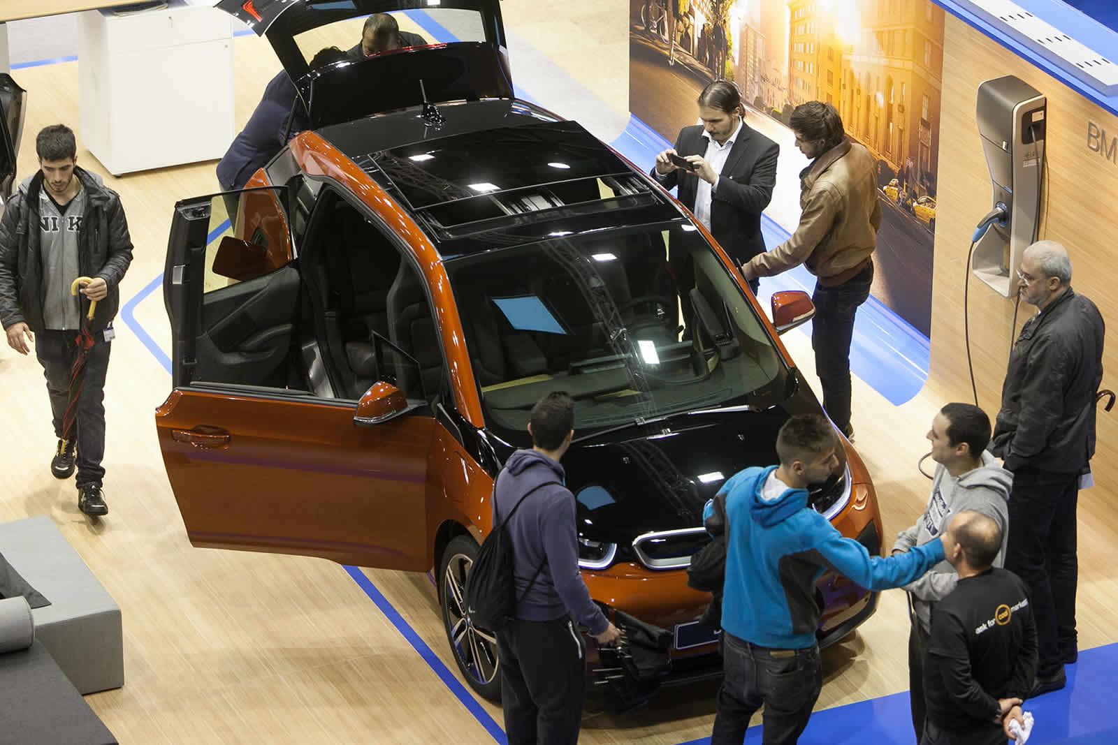 Un des plus importants événements sur le transport électrique au monde L'Electric Vehicle Symposium tiendra sa 29e édition à Montréal