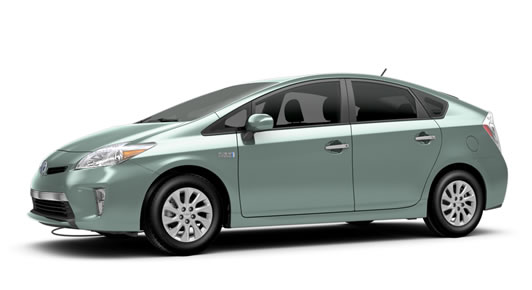 Prix Toyota Prius plug-in branchable 2014