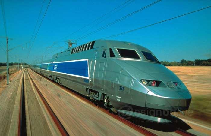 Un réseau de Tesla au lieu du TGV ou du monorail