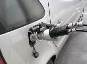 La voiture à hydrogène critiquée dans La Presse