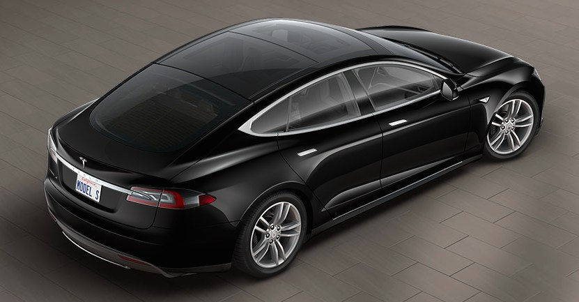 tr s rare une tesla s vendre avec un rabais de 11 000 roulez electrique. Black Bedroom Furniture Sets. Home Design Ideas