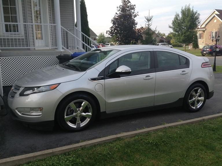 Une semaine en Chevrolet Volt : Jour 3