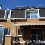 Notre maison équipée de 3 types de panneaux solaires