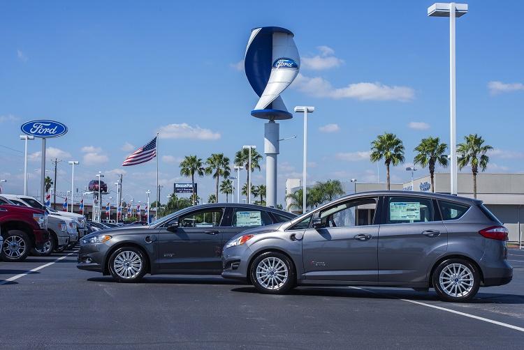Des éoliennes à voiles chez certains concessionnaires Ford aux États-Unis!