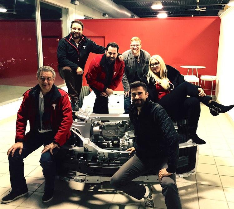 Tesla Motors au Québec : on s'ajuste à la demande!
