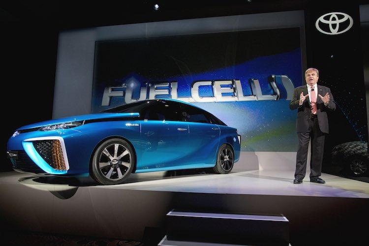 Toyota: Personne ne nous demande de construire des véhicules électriques