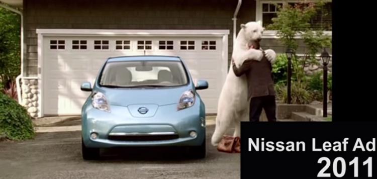VIDÉO : les mentalités changent, tout comme les pubs de voitures électriques
