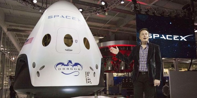 SpaceX, Google et un milliard de dollars!