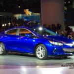 VOLT 2016 lors du Salon de l'Auto de Détroit