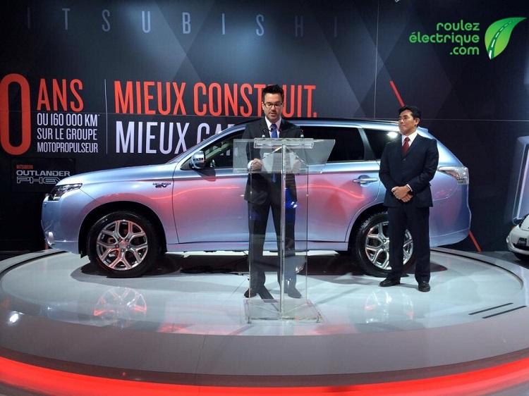 VIDÉO : Entrevue avec le directeur général de Mitsubishi Québec