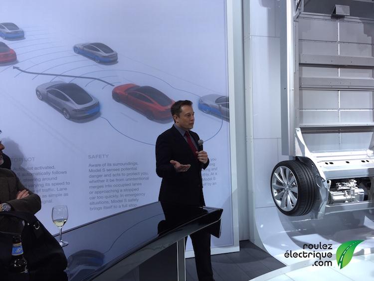 Révolution dans le réseau électrique grâce aux batteries stationnaires Tesla