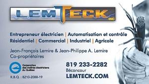 LEMTECK INC OK PUB